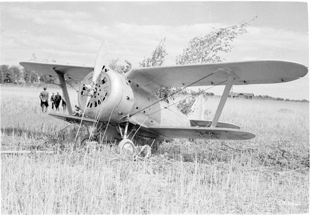 Polikarpov_I-153_SA-kuva_20616