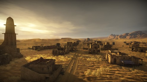 Sinai is a moody addition to tank battles