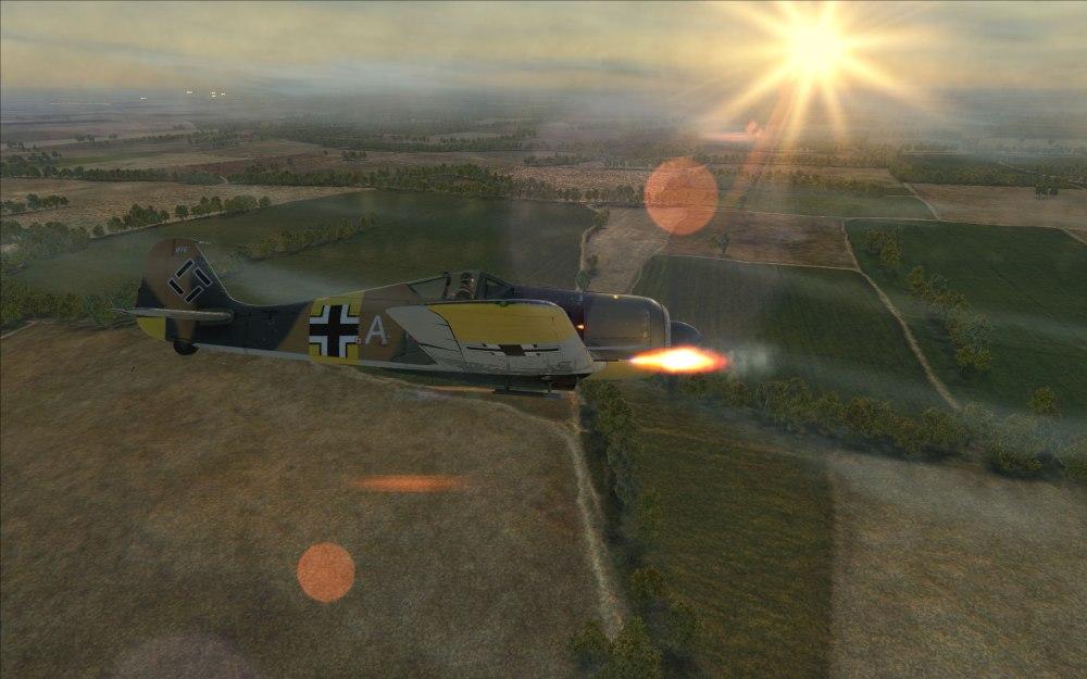 fw190-firing
