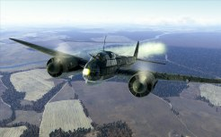 Beauty shot of the Ju88!