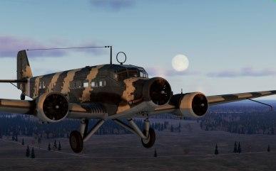 Ju52/3m - The iconic Luftwaffe transport