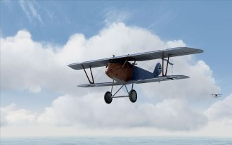 Pfalz D.III (Rise of Flight)