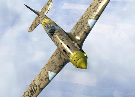 MC.202 - Italian fighter with excellent handling