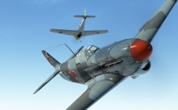 Yak-1B - Highly agile, an improved version of the Yak-1 Series 69