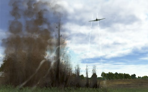 Doing what the IL-2 does best.