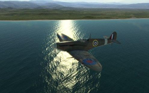 SpitfireVb-RAF
