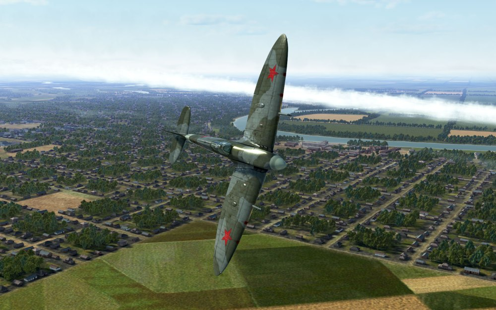 SpitfireVb-smokeypullaway