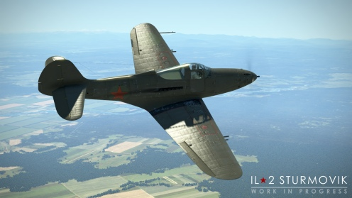 Popular with USSR pilots, the American-made P-39L-1 made a dramatic impact on the Kuban battle.