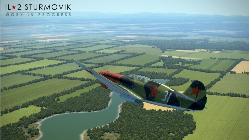 A heavier armed Yak, the Yak-7B is a late series variant of the Yak-7 that will be fast and dangerous at low altitudes.