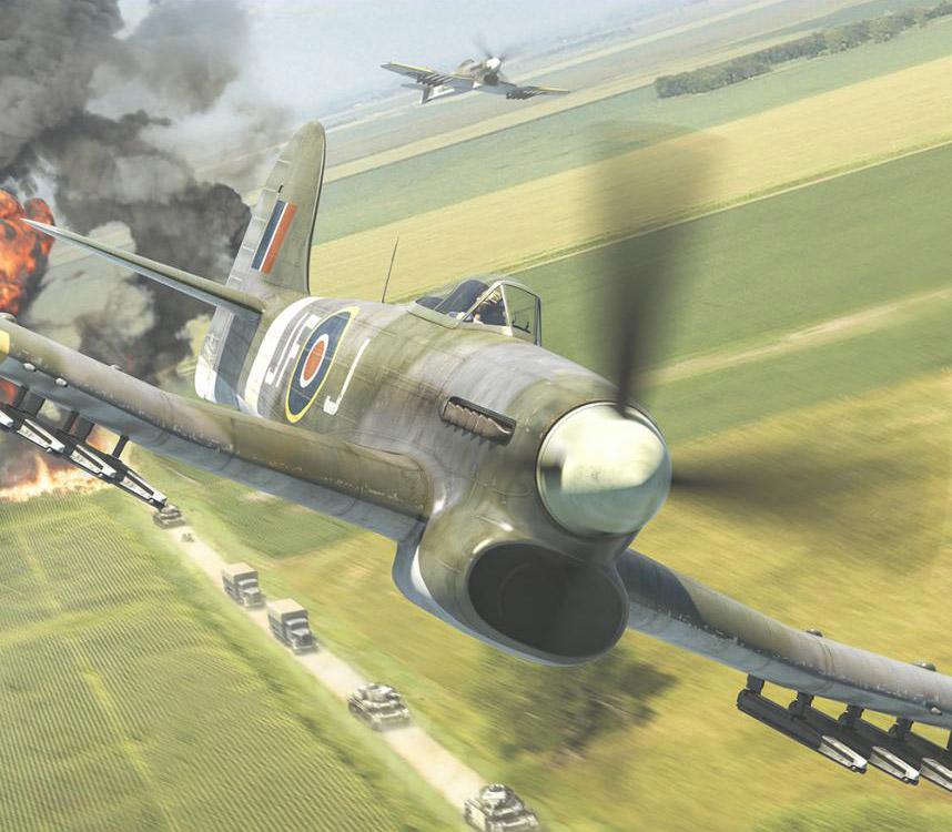 IL-2 In-depth: Battle Of Bodenplatte