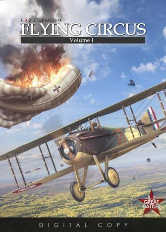 Flying Circus will be available for pre-order in the first half of 2018