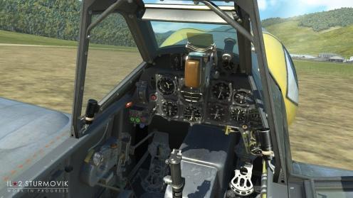 Bf109G-6-wip-cockpit