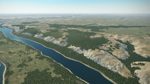 A new more detailed Stalingrad summer and autumn map is coming in 3.001