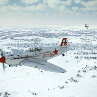 yak1-winterscenery