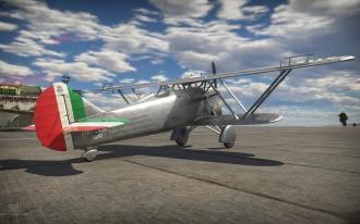 Italian CR.32