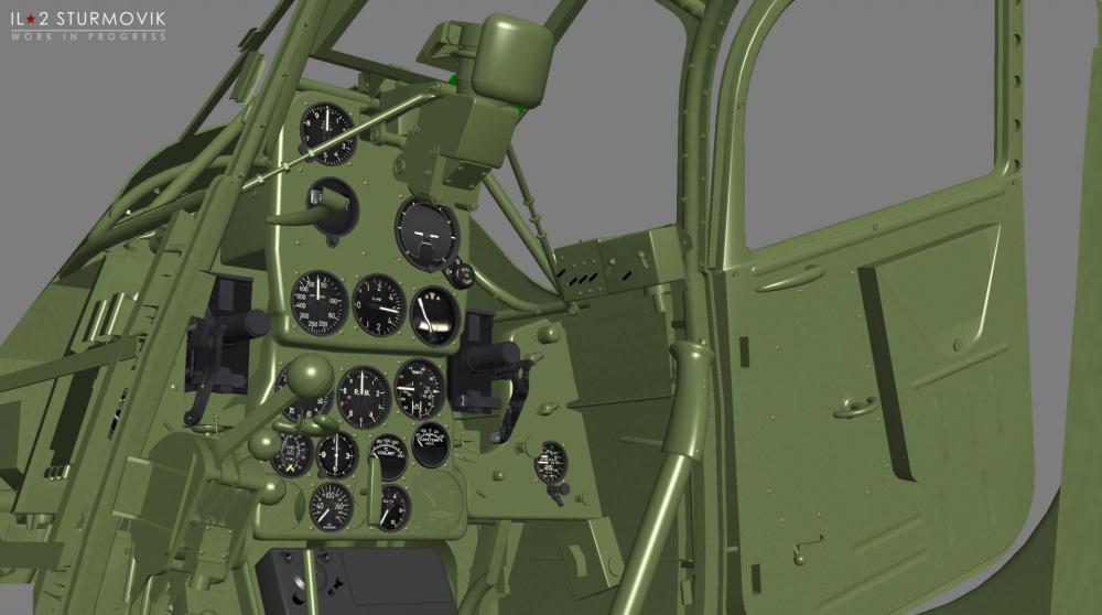 P-39L-cockpit-wip