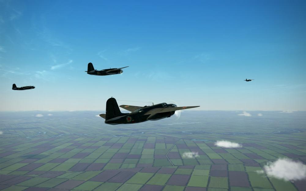 A-20B-climbing-to-target