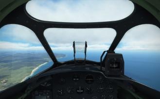A-20B-cockpit