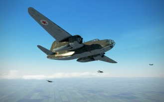 A-20B-formation