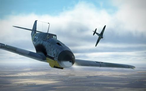 Bf109G-2-fightsalagg