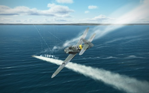Bf109G-2-splashes