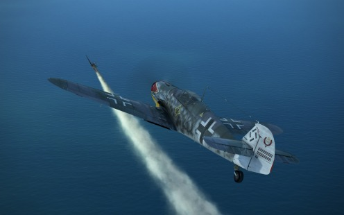 Bf109G-6-water-chase