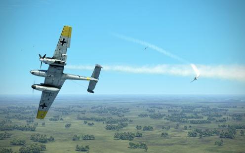 Bf110G-2-battle-damaged