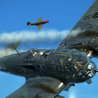 He111H-16-shotdown