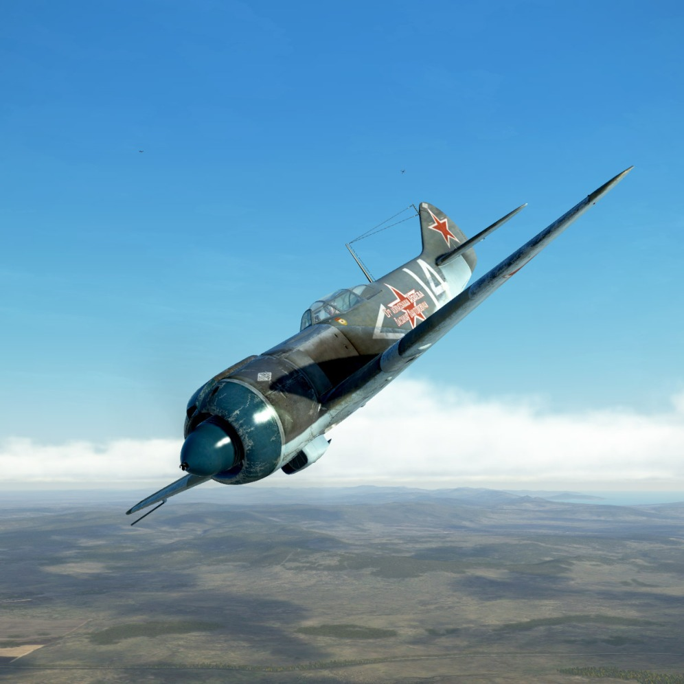 La-5FN Series 2