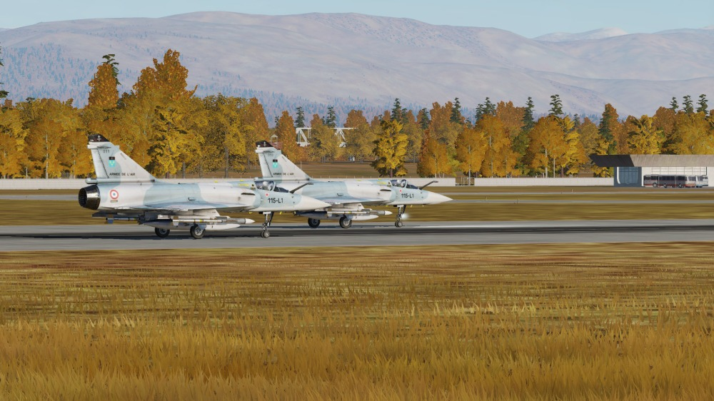 M2000c-Caucasus-autumn-takeoff