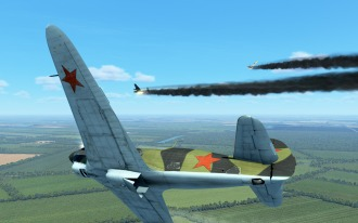 Yak-7B-hes-on-fire