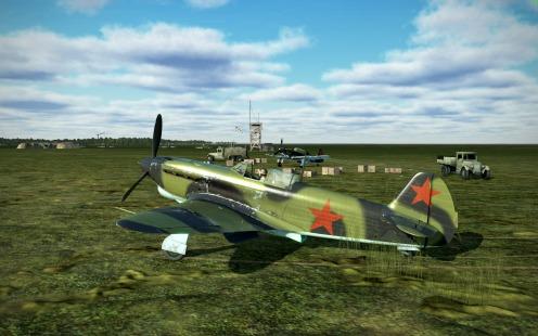 Yak1B-parked