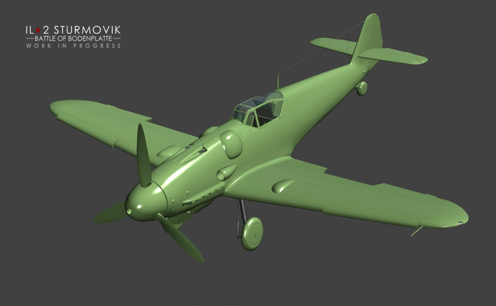 Bf109G-14-wip-1