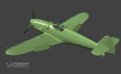Bf109G-14-wip-2