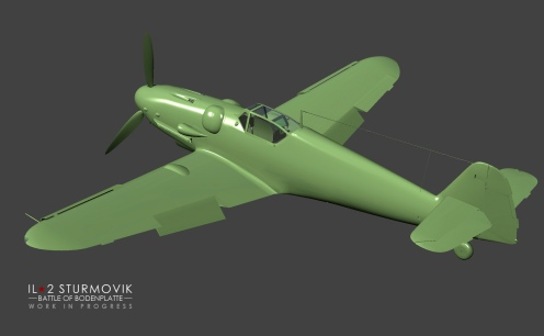 Bf109G-14-wip-2