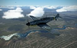 Bf109G-6-autumnview