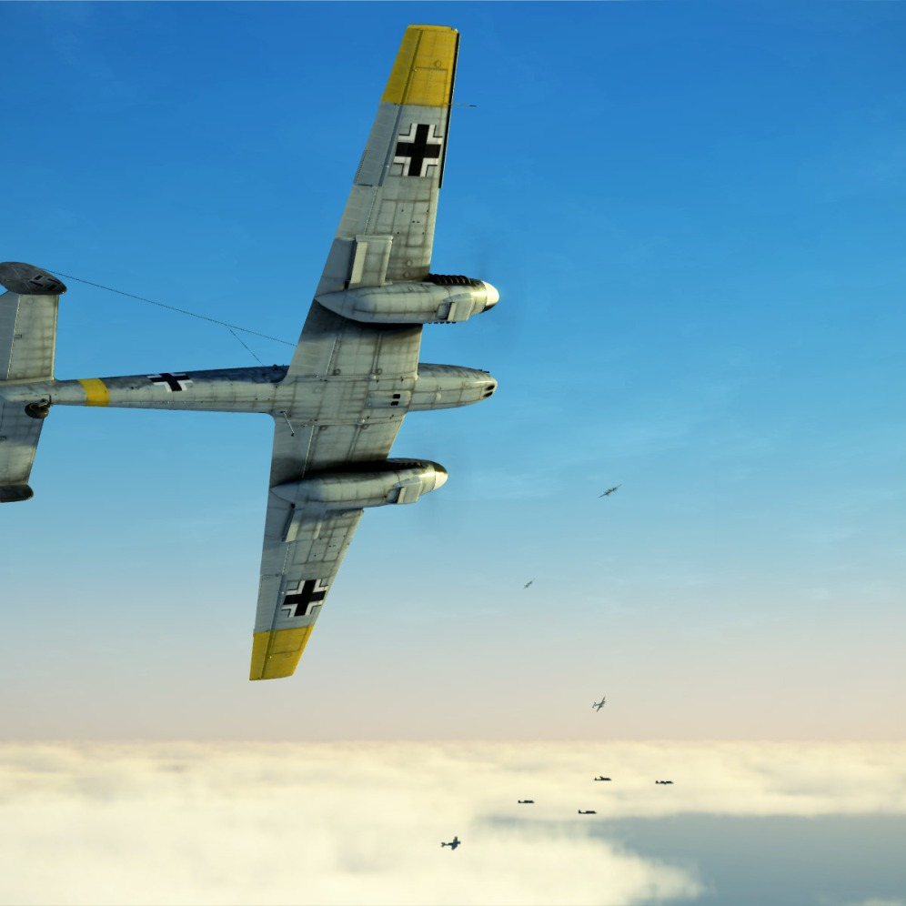 Bf110G-the-escort