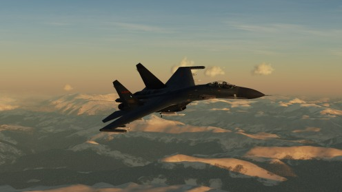 J-11A-snowy-sunrise