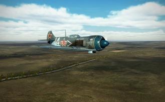 La-5FN-blue-nose