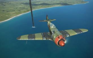 La-5FN-splashone