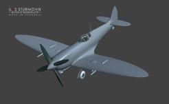 SpitfireIXe-wip-1