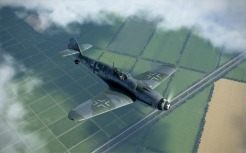Bf109G-14-profile