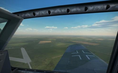 Bf109G-14-view-out-the-side