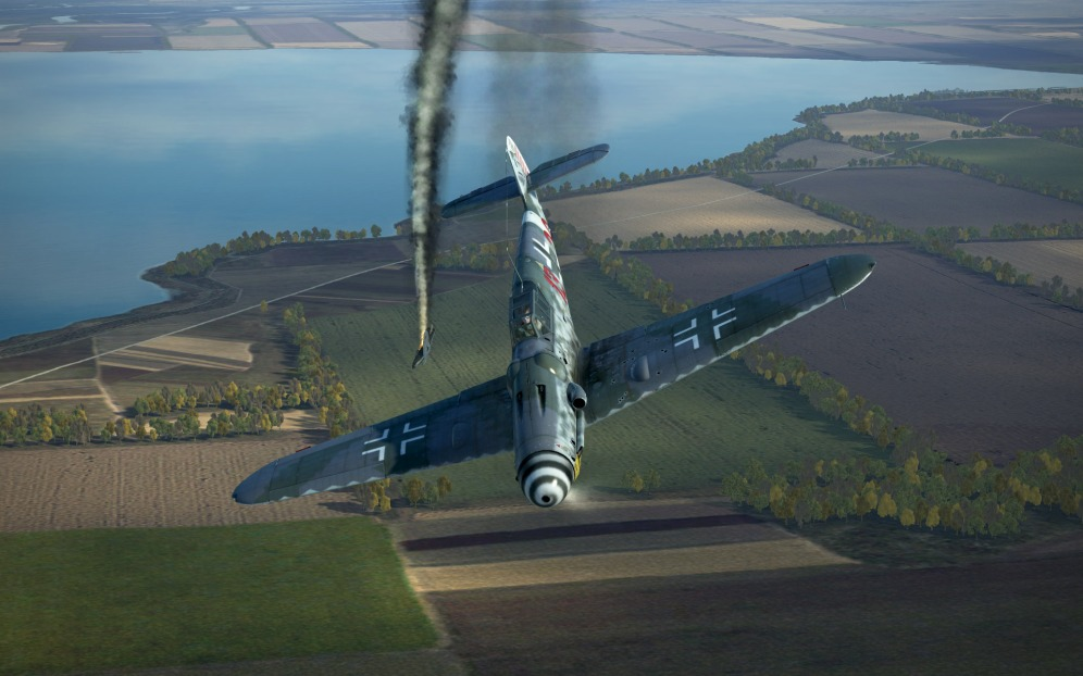 Bf109G-6-traded