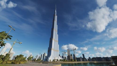 Dubai-BurjKhalifa1