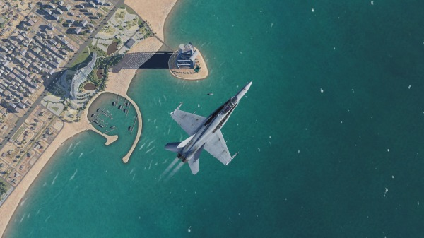 First impressions of the DCS: F/A-18C Hornet – Stormbirds