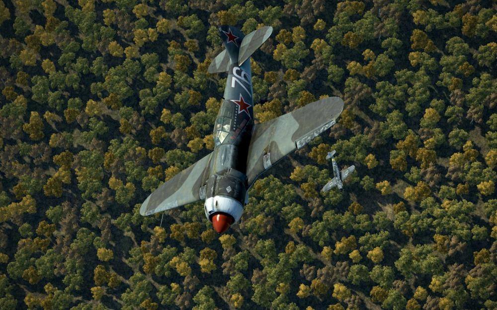 La-5FN-autumn-overhead