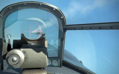 La-5FN-through-the-sight