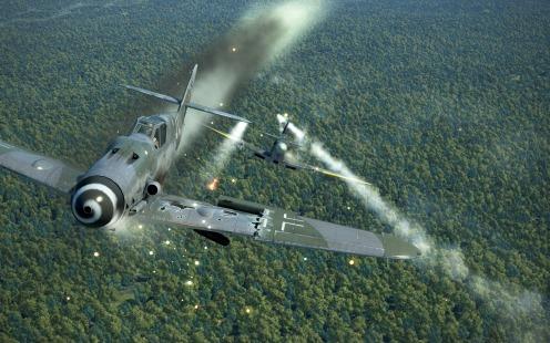 SpitfireIXe-dewinging