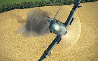 Bomb on target